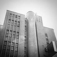 Dovzhenko_Centre_building oekraiense filmdagen