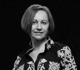 Halyna Sadomtseva oekraiense filmdagen